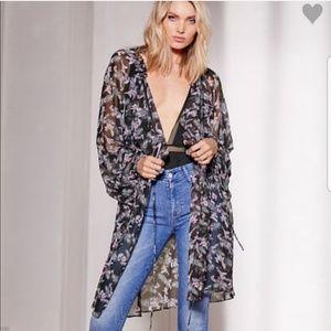 Victoria's Secret tie kimono/robe
